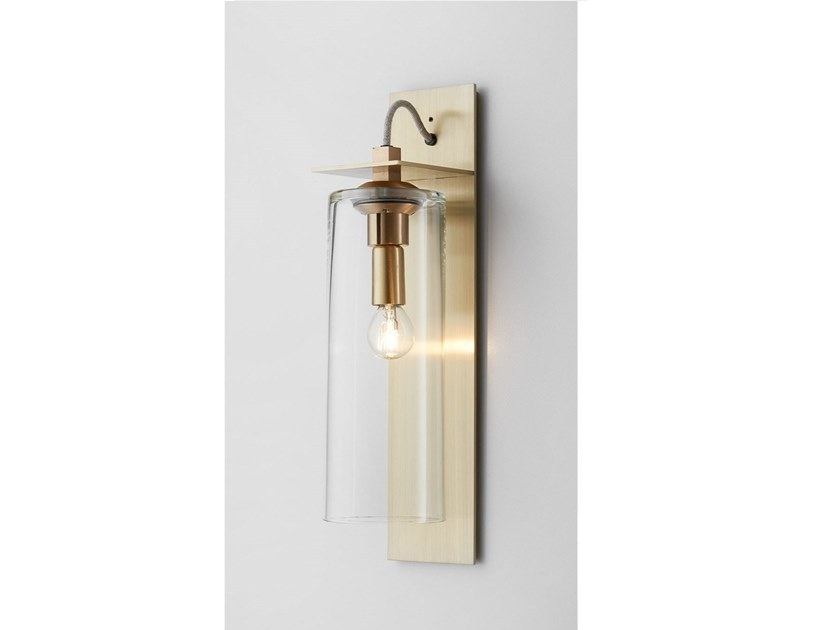 LED wall lamp ECLIPSE SHORT   Wall lamp by Articolo Lighting