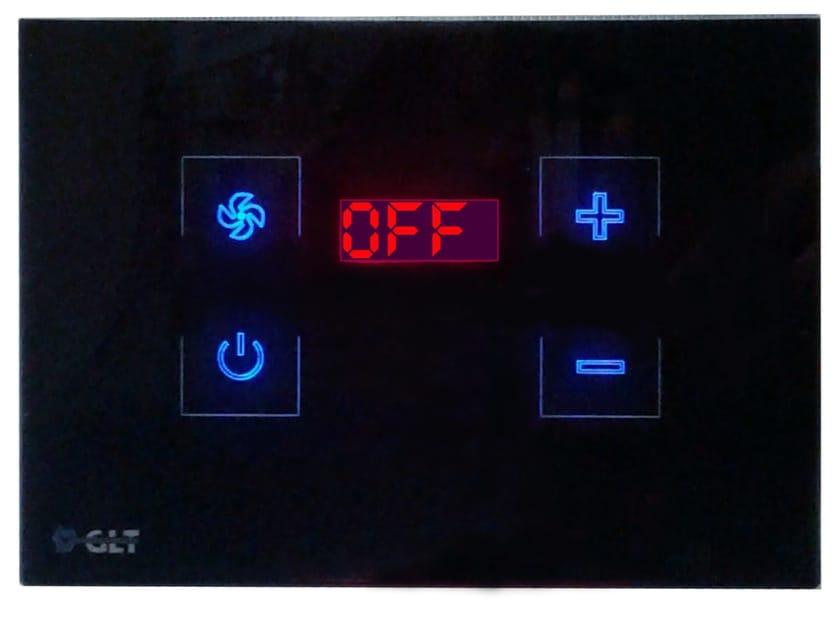 Heat regulation and hygrometric control ECO 1048/374 by GLT