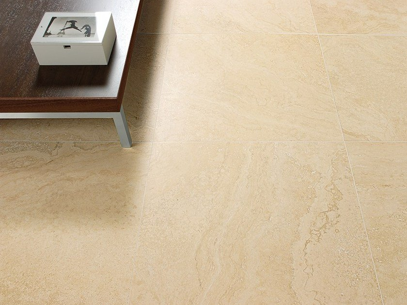 Ecological wall/floor tiles with stone effect ECO_ALABASTER | Wall/floor tiles by Ceramica Fioranese