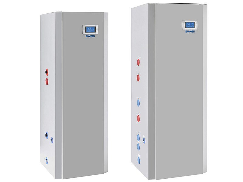 Air to water Heat pump ECO HOT WATER   Air to water Heat pump by EMMETI