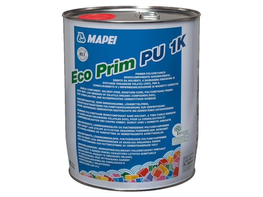Добавка для цемента и бетона ECO PRIM PU 1K by MAPEI