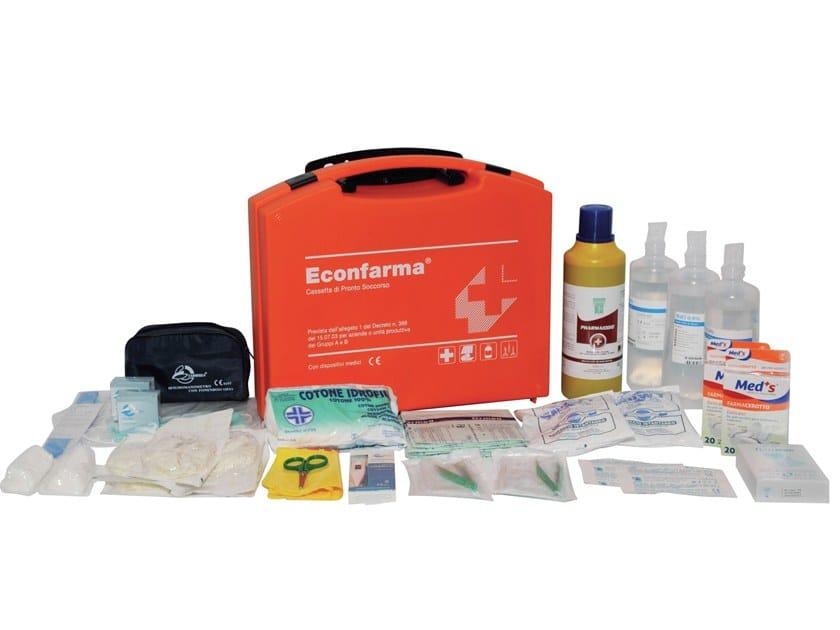 First Aid cabinet ECONFARMA by R.M. MANFREDI