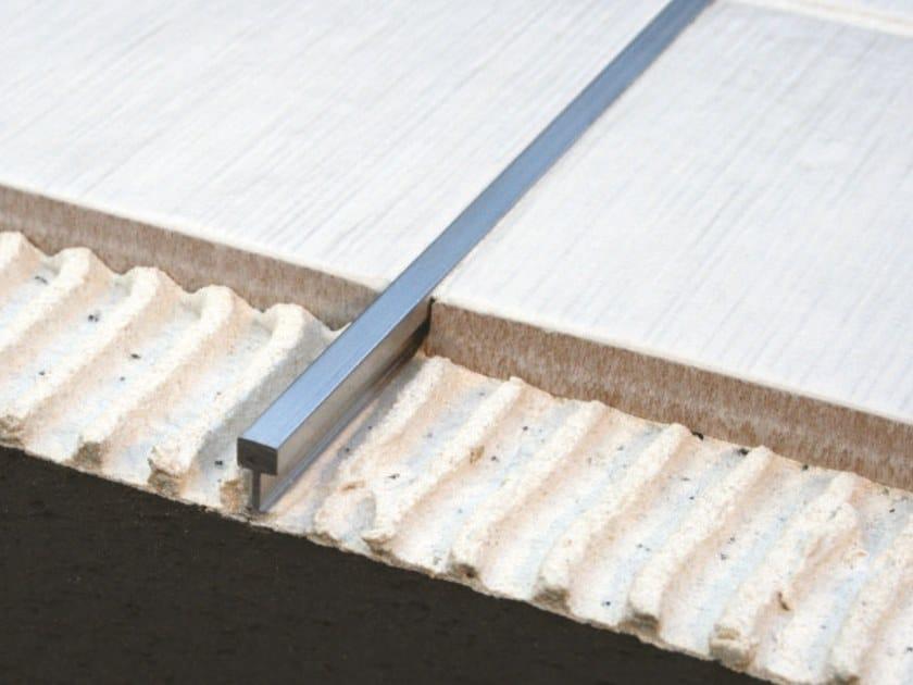 Aluminium Flooring joint EDA by Genesis