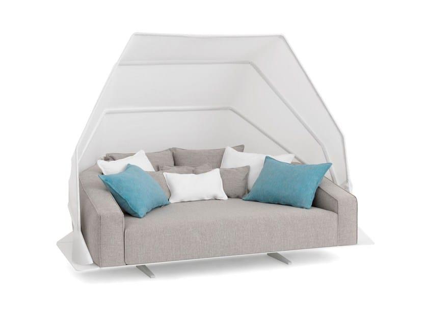 Igloo fabric sofa EDEN | Igloo sofa by Talenti