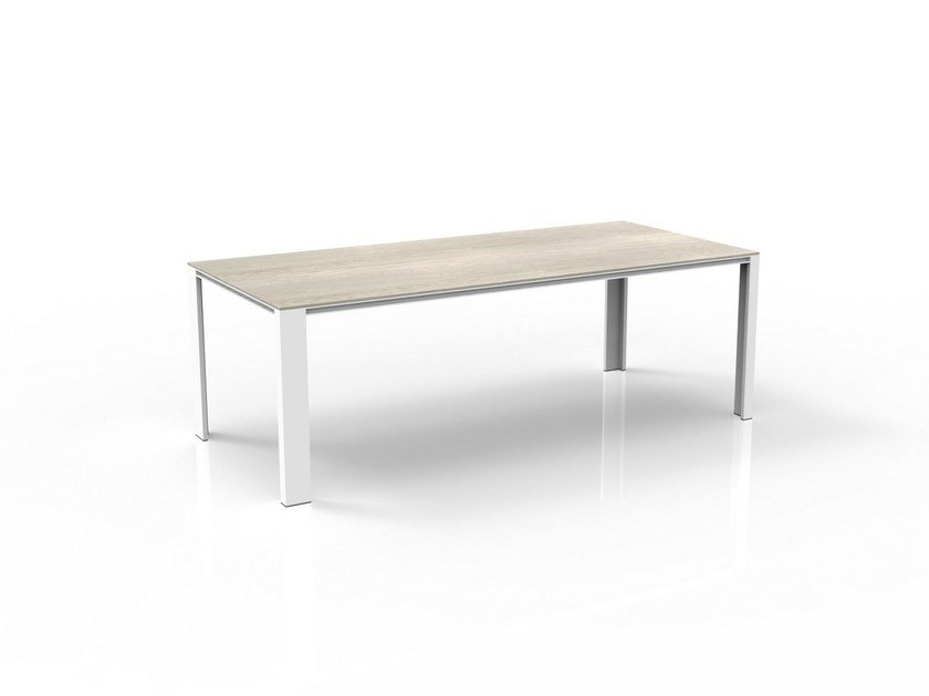Rectangular garden table EDEN | Table by Talenti - EDEN Table By Talenti Design Marco Acerbis