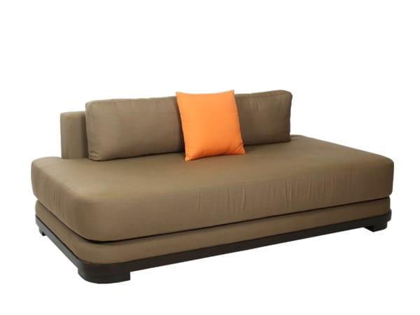 2 seater fabric sofa EDG-E A | 2 seater sofa by WARISAN