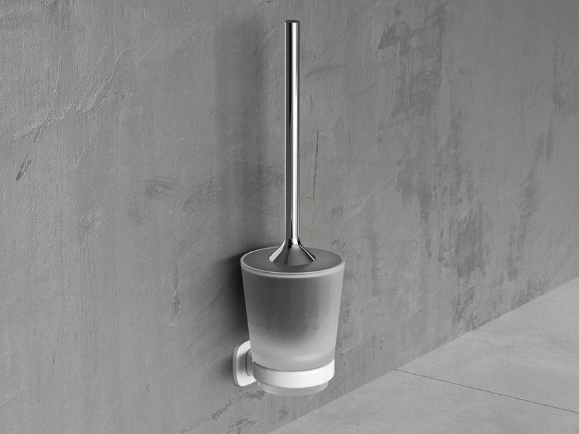 Scopino da parete in metallo EDGE   Scopino by NOVELLINI