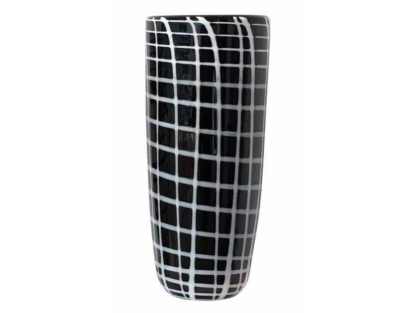Murano glass vase EDIE by Purho