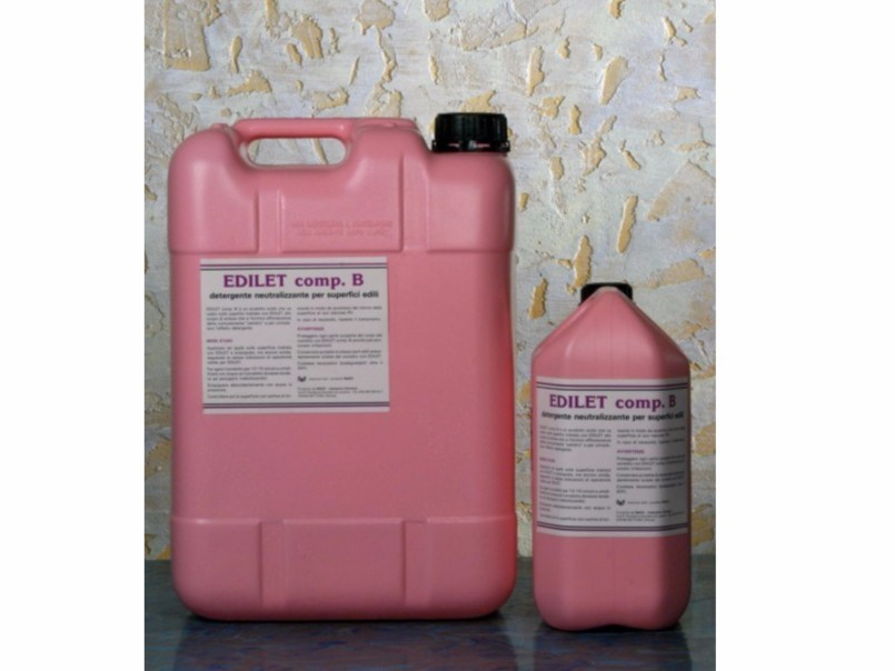 Surface cleaning product EDILET-B by NAICI ITALIA