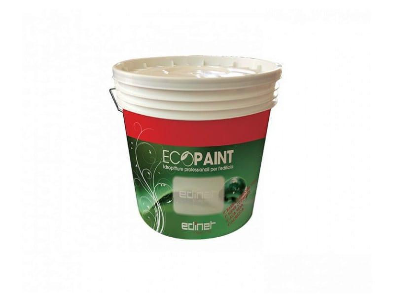 Breathable water-based paint EDITRASPIRA PLUS by EDINET