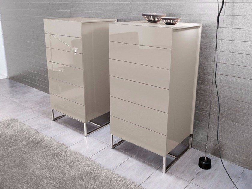 Wooden chest of drawers EDO | Chest of drawers by ALIVAR