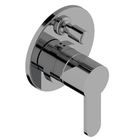 Shower mixer with diverter EFFE | Shower mixer by Signorini