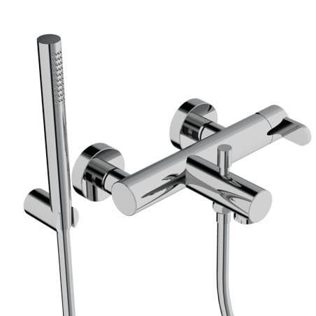 Bathtub set with hand shower EFFE   Bathtub set by Signorini
