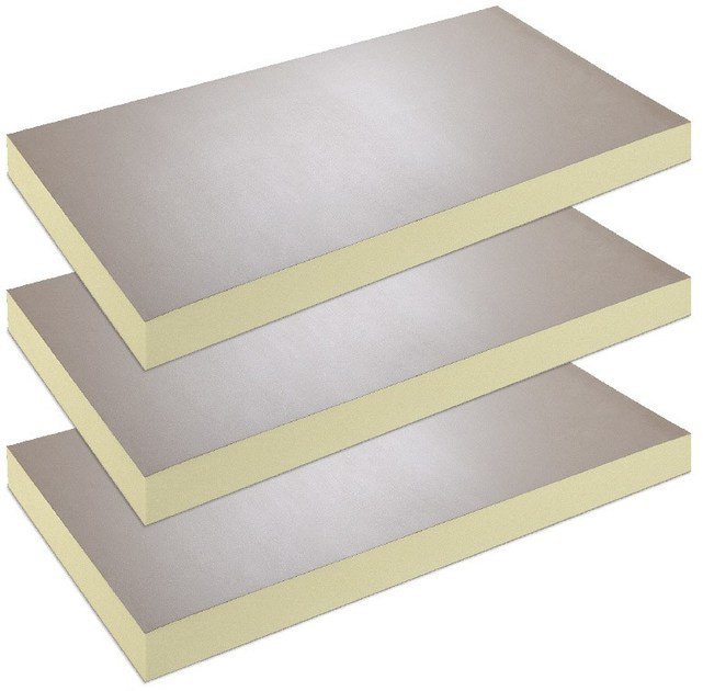 Thermal insulation panel EFIGREEN by SOPREMA srl