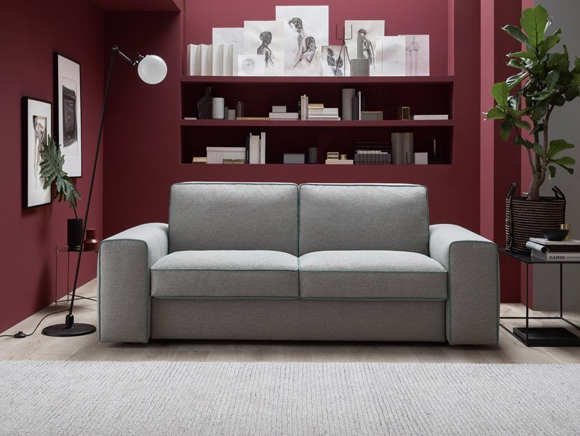 3 seater fabric sofa bed EFRON | 3 seater sofa bed by Felis