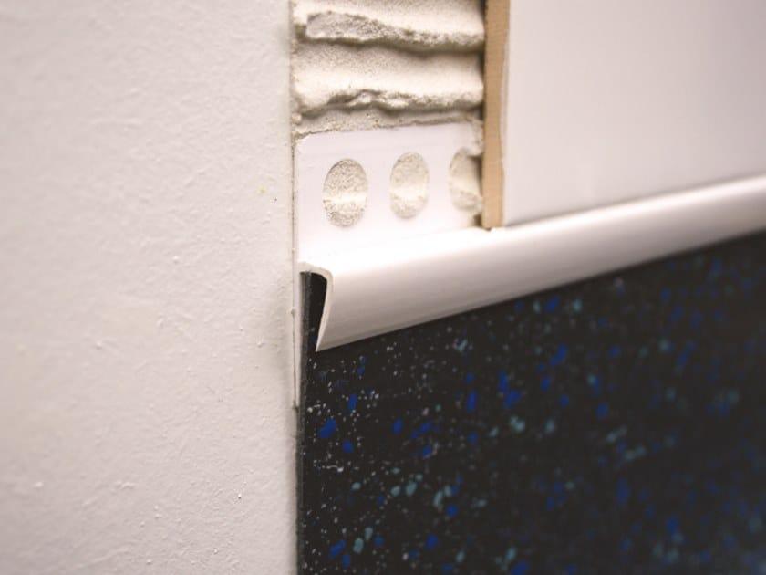 PVC edge profile EFU by Genesis