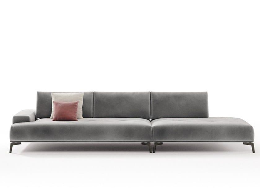 Sectional sofa EGEO by NICOLINE