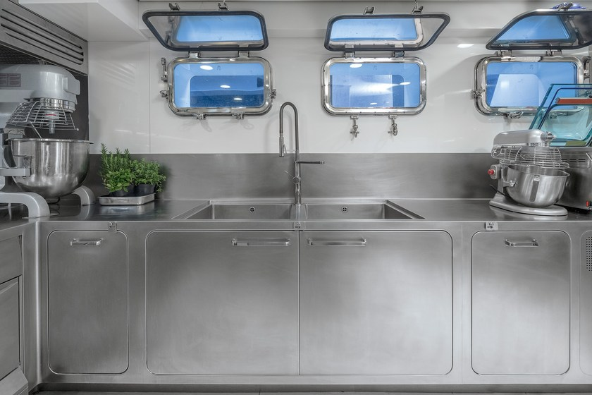 Professional Stainless Steel Kitchen Ego By Abimis Design