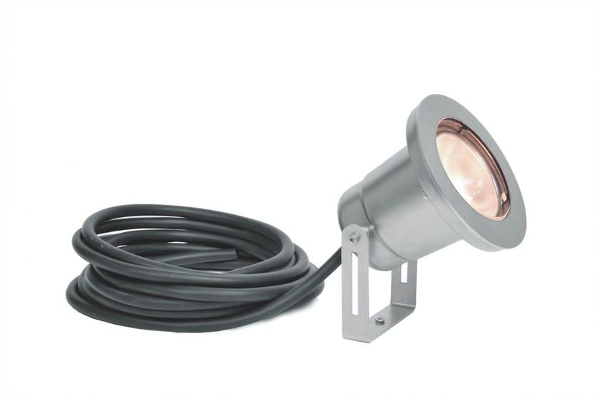 Steel underwater lamp EGO F.4952 by Francesconi & C.