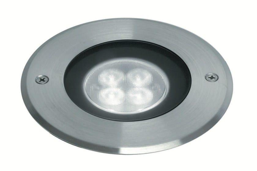 LED recessed Outdoor spotlight EGO F.902 by Francesconi & C.