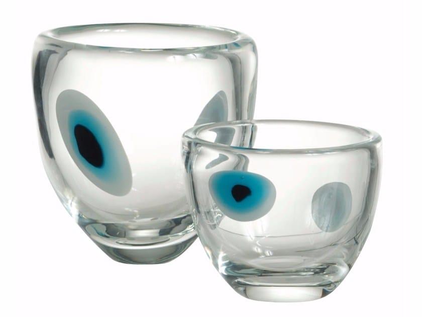 Murano glass vase EGO by ROCHE BOBOIS