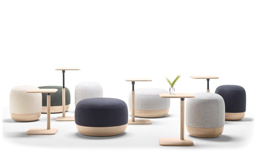 EGON | Tavolino quadrato