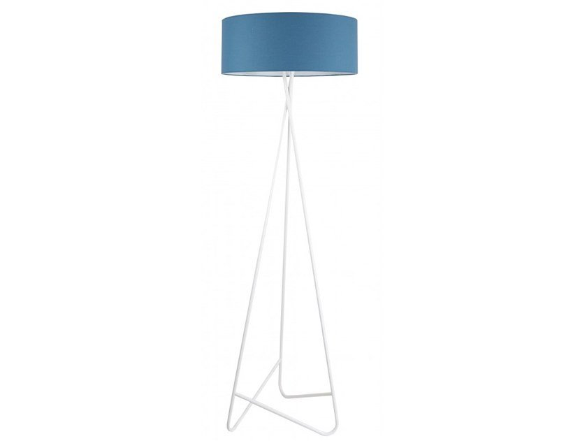 Metal floor lamp EIFFEL by Flam & Luce