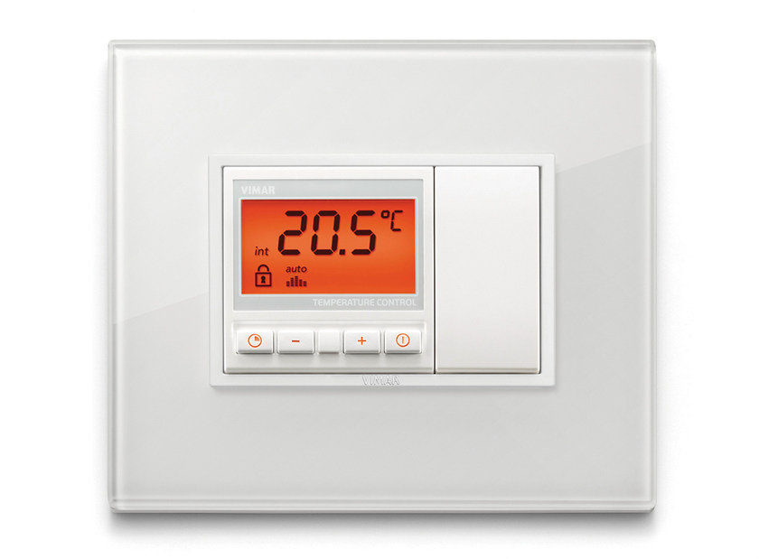 Home automation system for HVAC control for households EIKON EVO | Home automation system for HVAC control by VIMAR