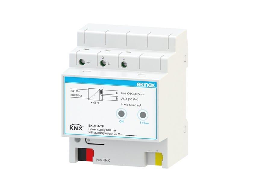 Alimentatore bus KNX 640 mA EKINEX® EK-AG1-TP by EKINEX
