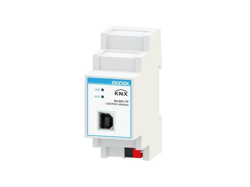 Interfaccia USB/KNX EKINEX® EK-BD1-TP by EKINEX