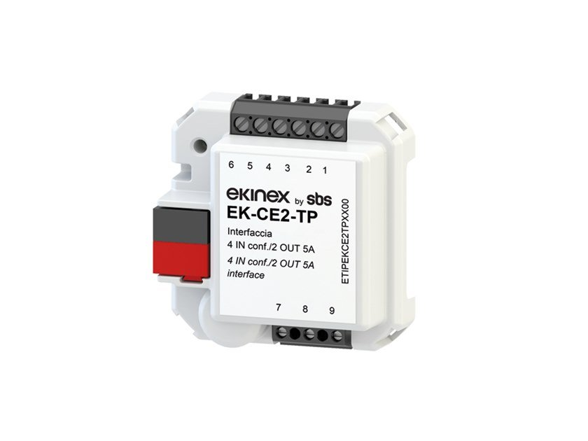 Universal interface EKINEX® EK-CE2-TP by Ekinex
