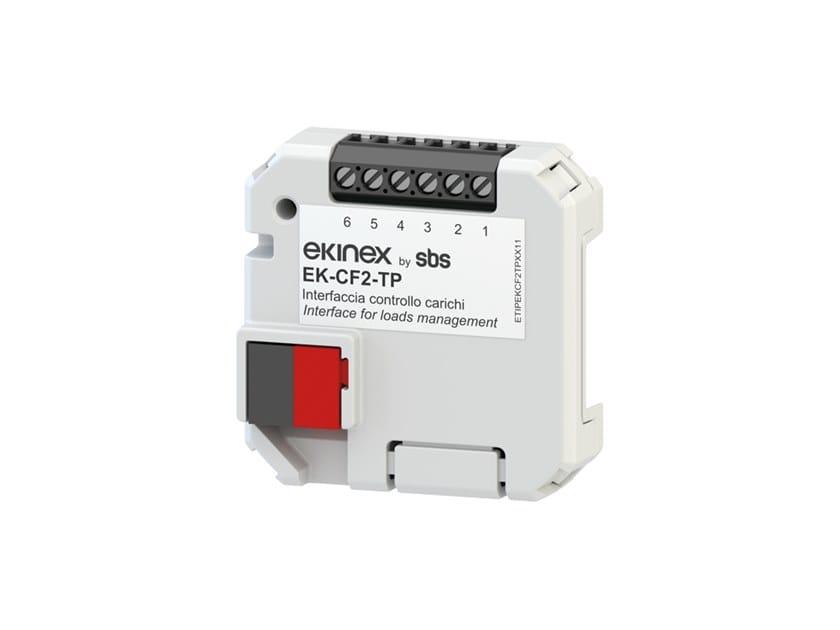 Interface CF2 for load monitoring and control EKINEX® EK-CF2-TP by Ekinex