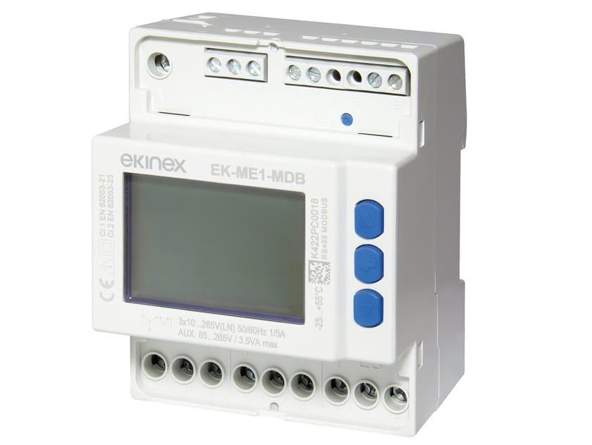 Analizzatore di rete EKINEX® EK-ME1-MDB by EKINEX