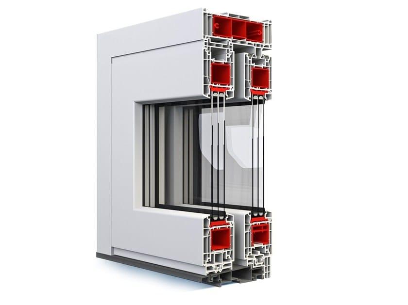 Sliding window EKO - HST 85 mm by EKO-OKNA