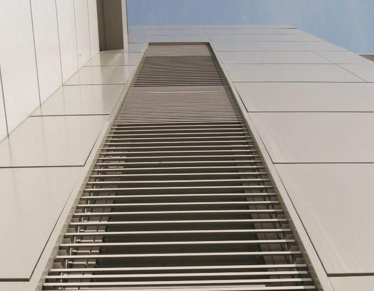Ventilated facade EKU® FV | Ventilated facade by PROFILATI
