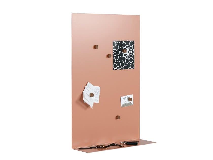 Magnetic dry erase board EL MAGNETBOARD by KONSTANTIN SLAWINSKI