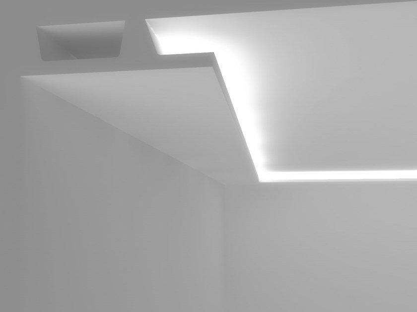 Cornice for indirect light EL504 | Cornice for indirect light by Eleni