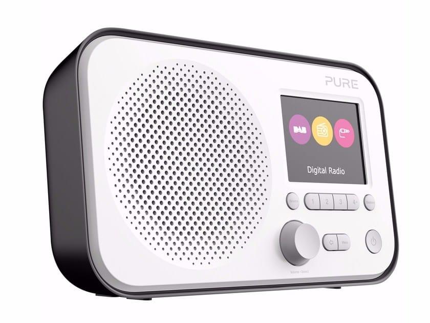 Digital Radio with alarm clock ELAN E3 by PURE