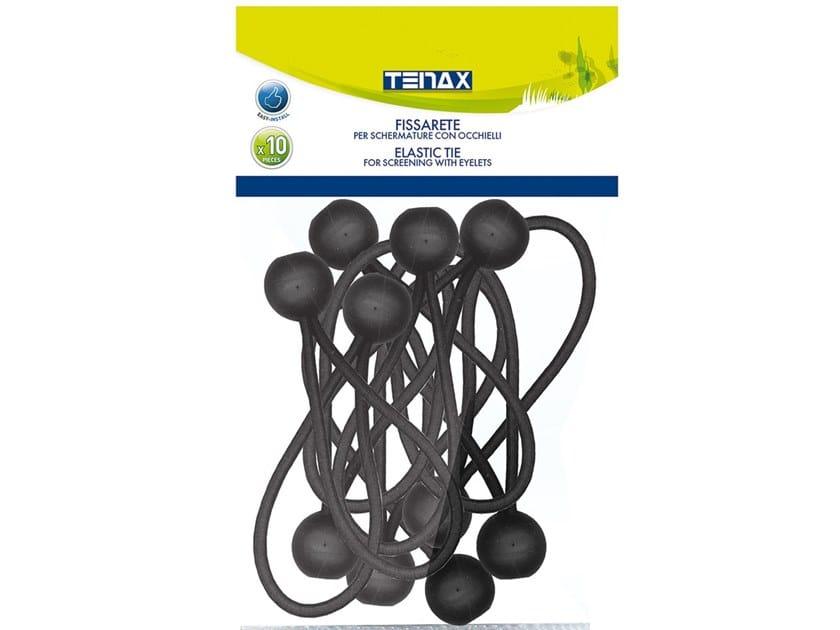 Plastic Cable tie ELASTIC TIE by TENAX