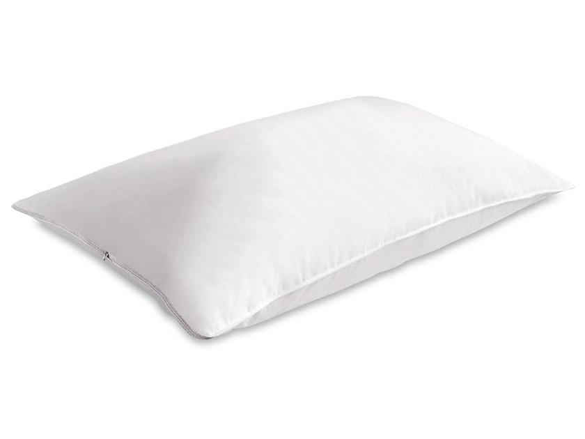 Cotton pillow with removable cover ELASTO by Manifattura Falomo