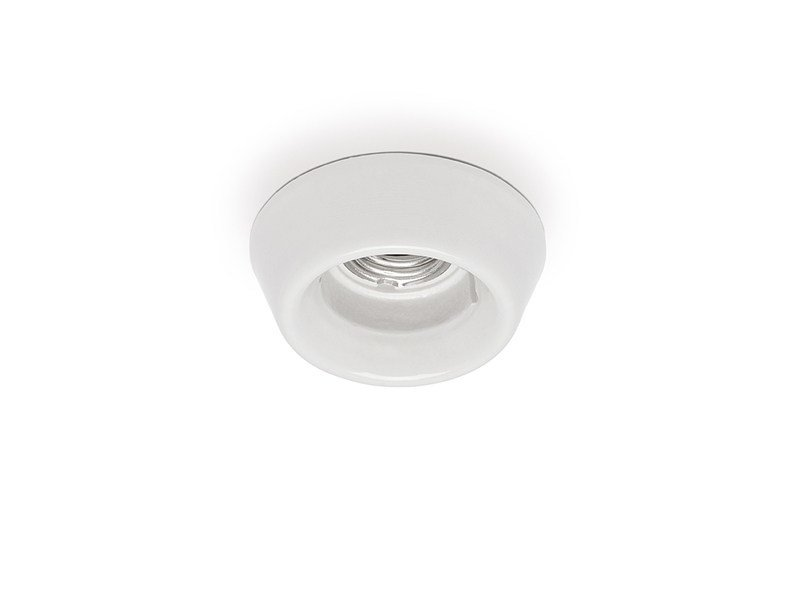 Porcelain wall lamp ELDECO | Socket flush mounted by THPG