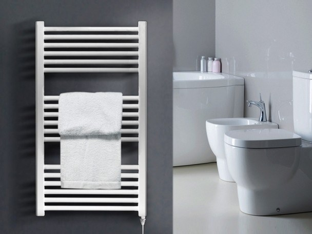 Electric wall-mounted towel warmer ELECTRO 1 by DELTACALOR