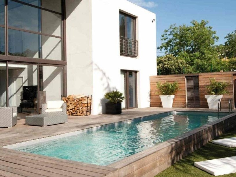 In-Ground swimming pool ELEGANCE by Desjoyaux
