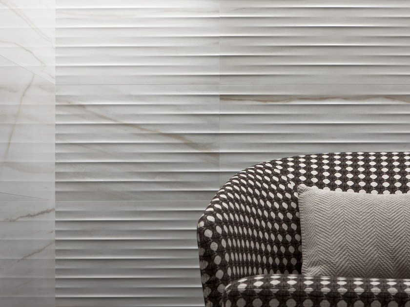 White-paste wall tiles ELEGANCE by MARAZZI