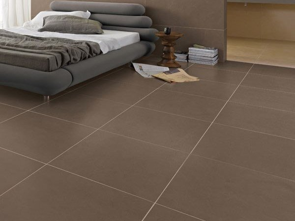 Laminated stoneware wall/floor tiles with stone effect ELEGANCE - VIA FARINI by COTTO D'ESTE