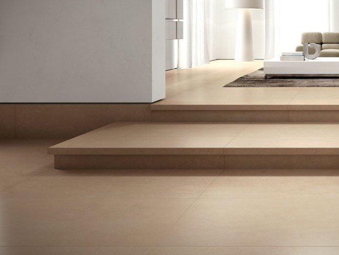 Laminated stoneware wall/floor tiles with stone effect ELEGANCE - VIA MONTENAPOLEONE by COTTO D'ESTE