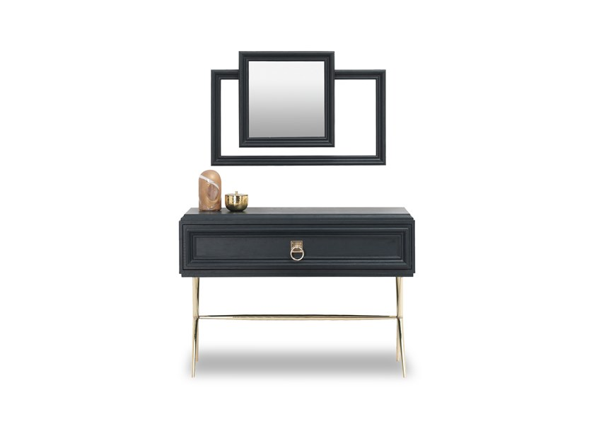 Rectangular console table with drawers ELEGANTE | Console table by Enza Home