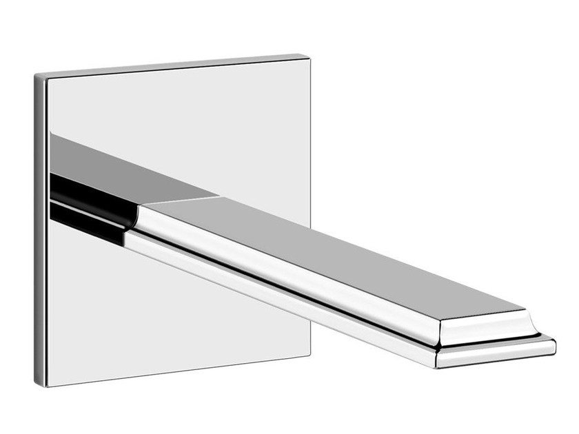 Wall-mounted spout ELEGANZA 46100 by Gessi