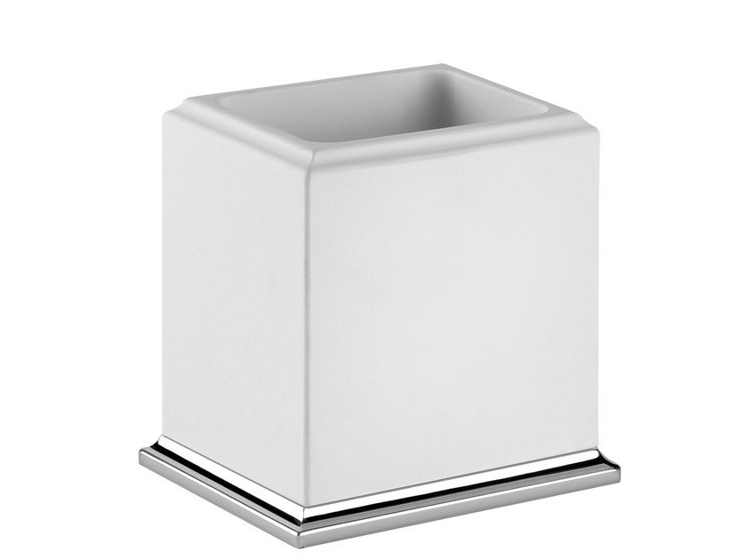 Toothbrush holder ELEGANZA ACCESSORIES 46431 by Gessi
