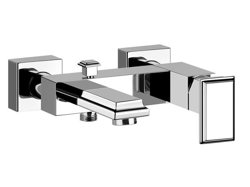 Bathtub mixer with diverter ELEGANZA BATH 46013 by Gessi